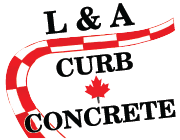 L&A Curb-Concrete